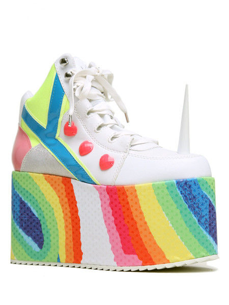 Unicorn-Themed Shoes