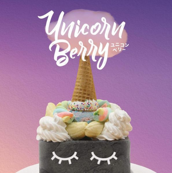 Unicorn-Themed Toast