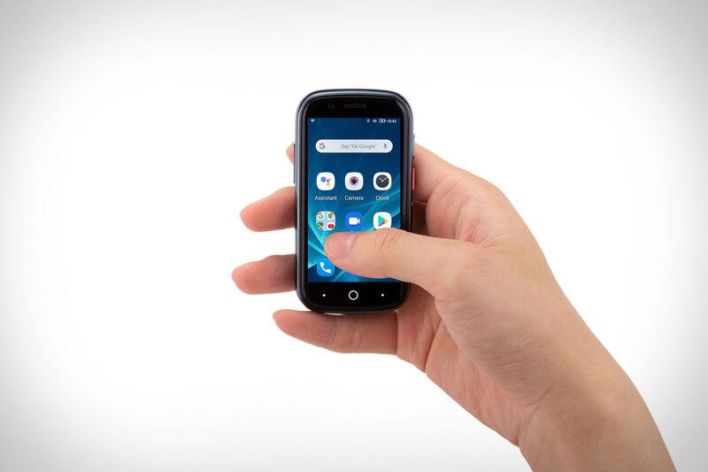 Mini 4G-Enabled Smartphones