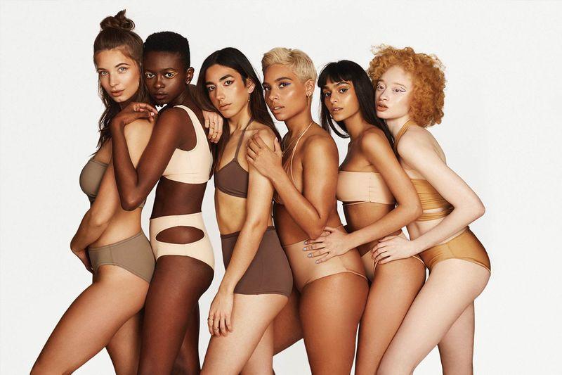 Minimalist Inclusive Swimwear Collections
