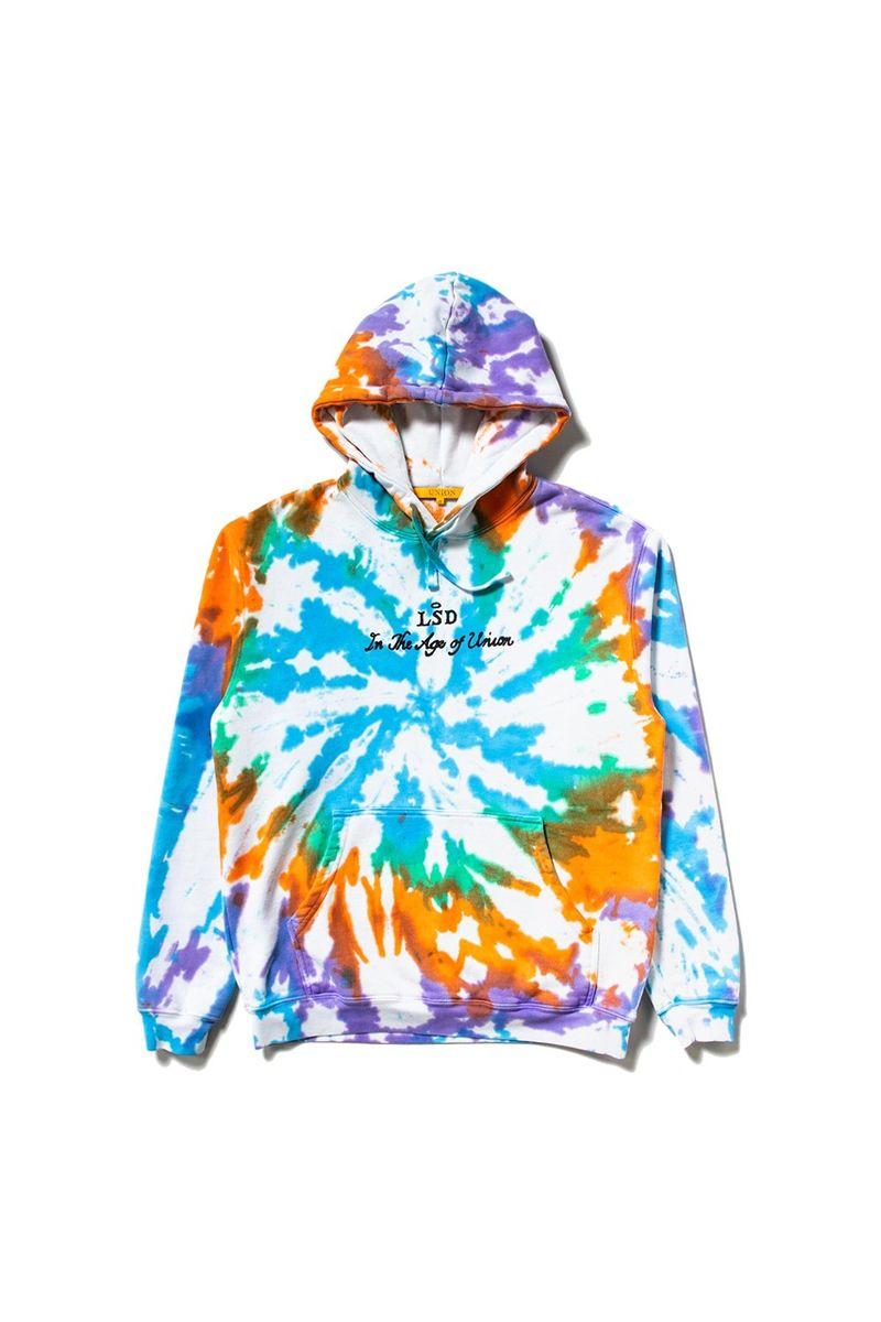 Psychedelic Vibrant Streetwear