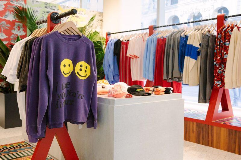 Collaboration-Centric Fashion Pop-ups