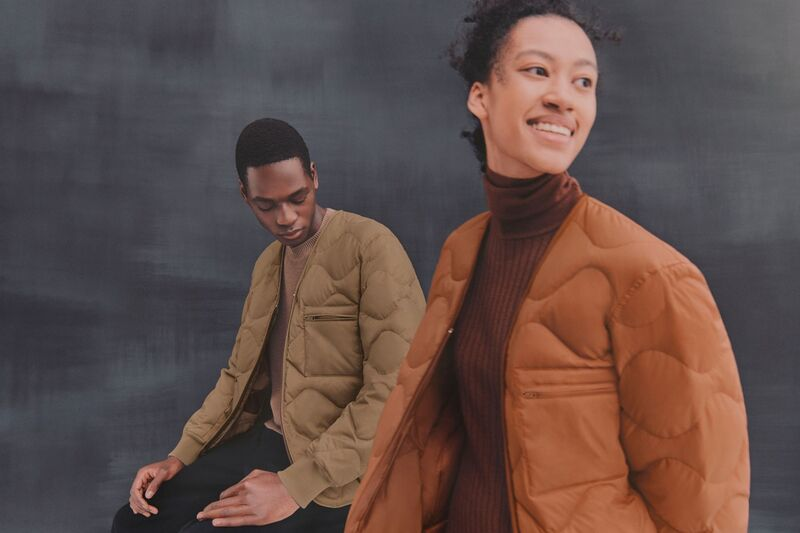 Recycled Down Jacket Initiatives