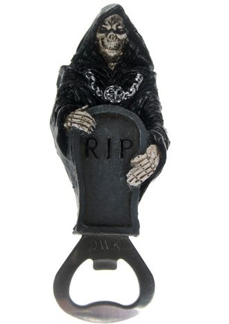 Morbid Bottle Openers