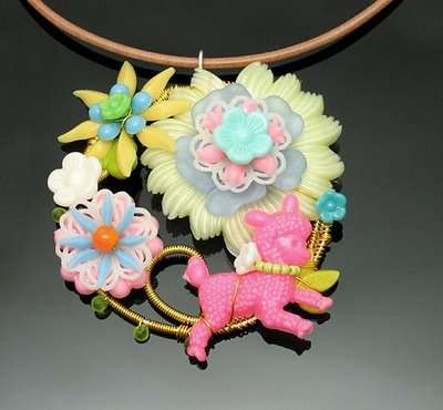 Mixed-Media Jewelry