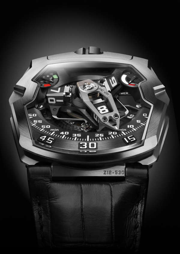 Auto-Inspired Watches