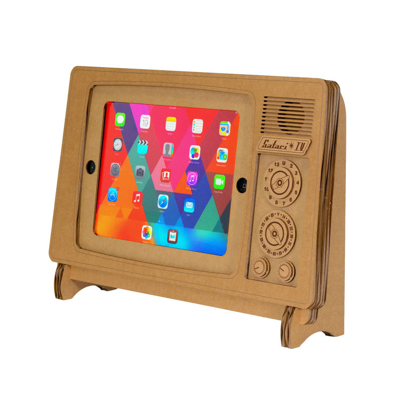 Cardboard Tablet Stands