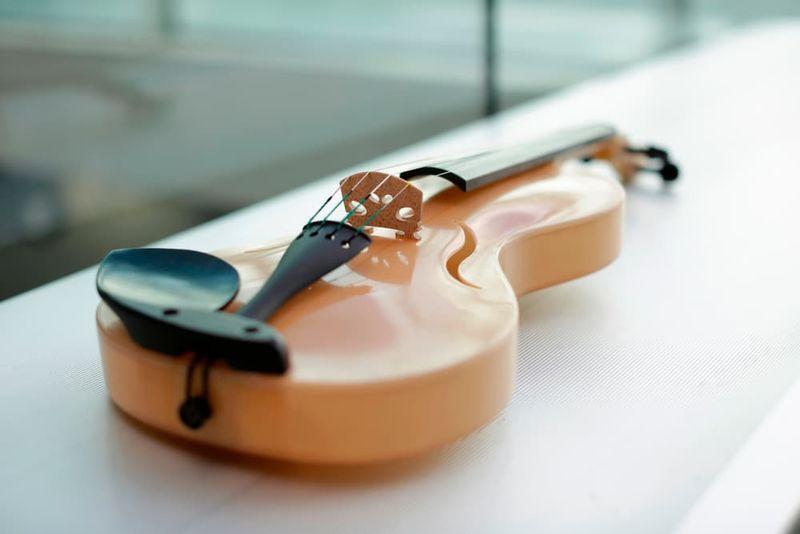 Spider-Silk Violins