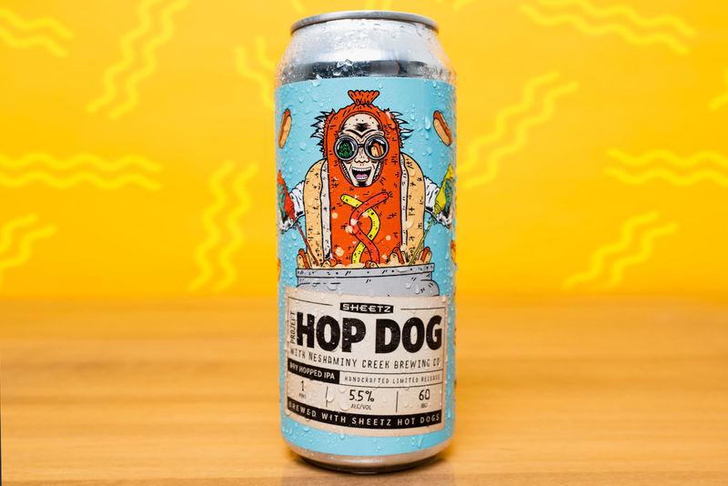Brewed Hot Dog Beers