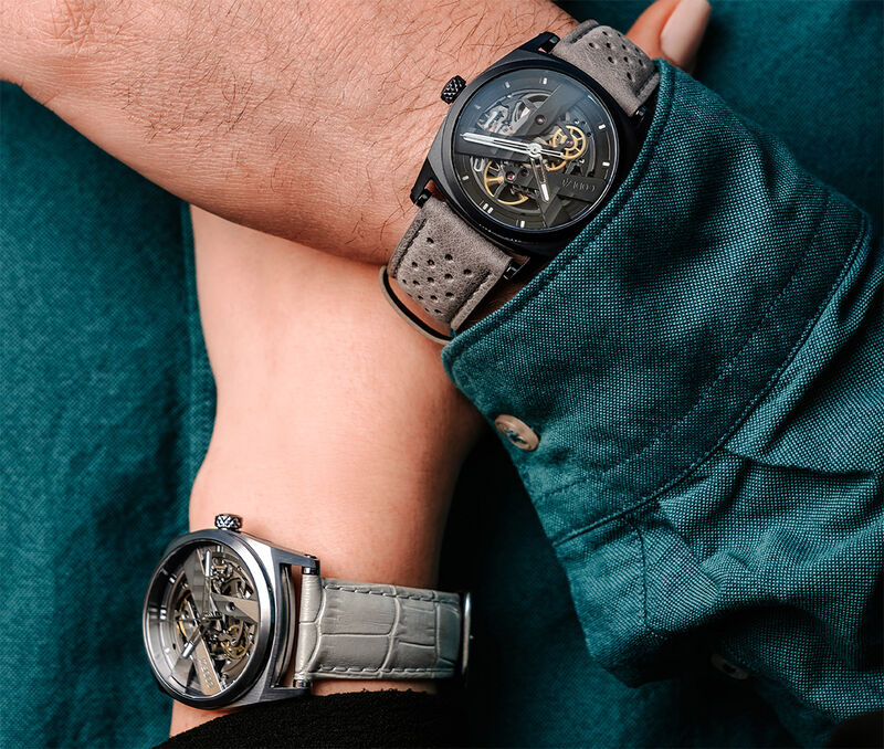 Unconventional Mechanical Watches