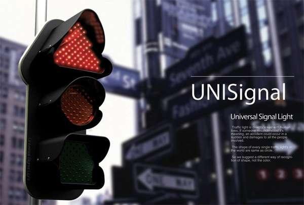Colorblind Traffic Lights