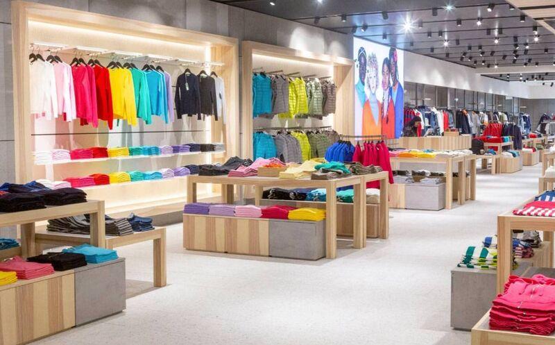 Low-Impact Fashion Stores