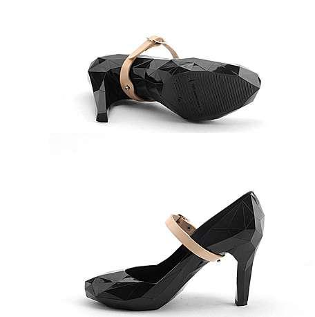 Low Resolution Heels