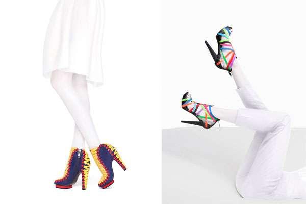 Blank Slate Shoe Catalogs