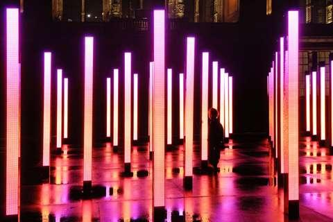 Lightastic Art Exhibitions