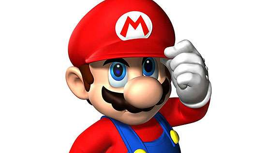 Super Mario Studying