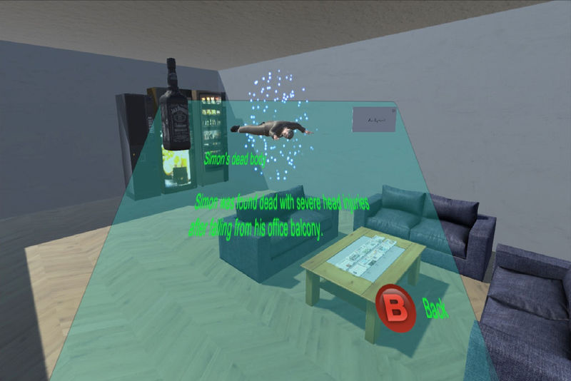 Litigious VR Experiences