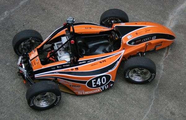 Elegant Electric Racers