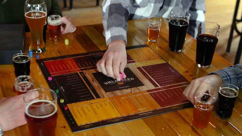 Beer Sommelier Board Games