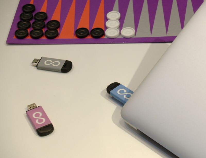 Network-Connected Flash Drives