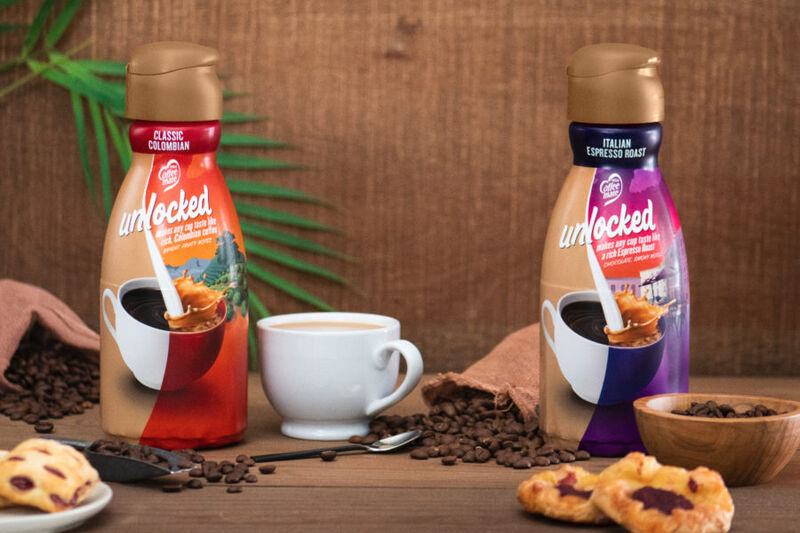 Coffee-Flavored Coffee Creamers