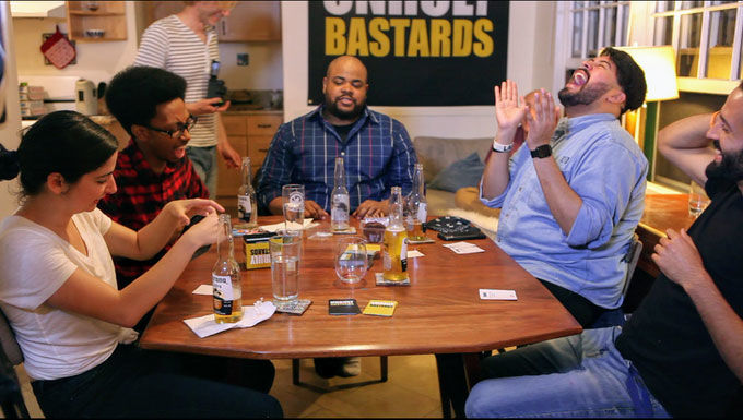 Outrageous Acting Party Games