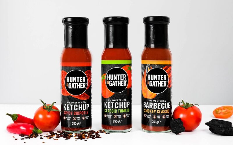 Organic Unsweetened Ketchups