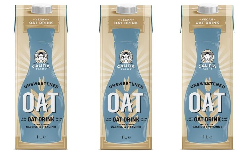 Long-Shelf Life Oat Milks