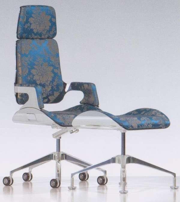 Unterstahl Silver Chair