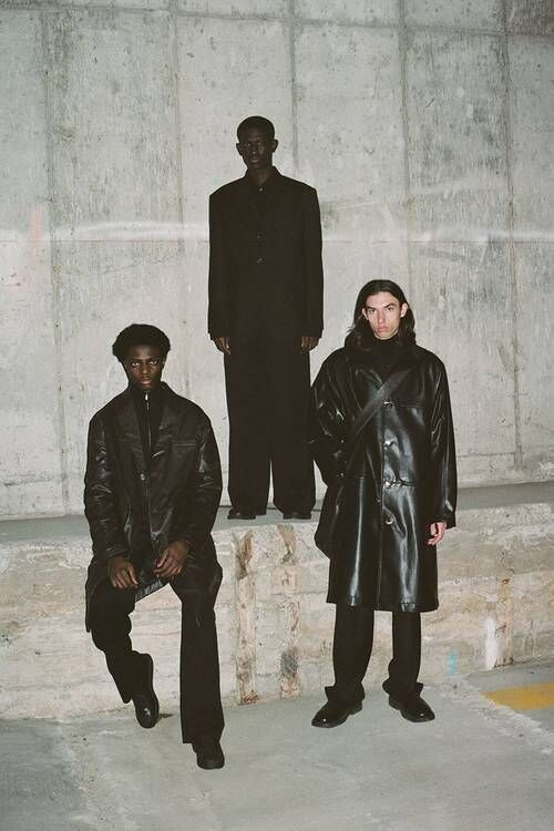Brooklyn-Themed Rugged Fall Fashion - Untitled Collective Preps for FW21 with Sartorial Adolescence (TrendHunter.com)