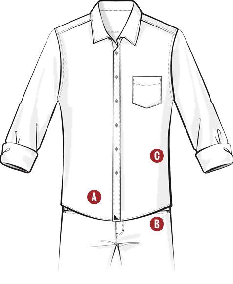 Untucked Shirt Designs