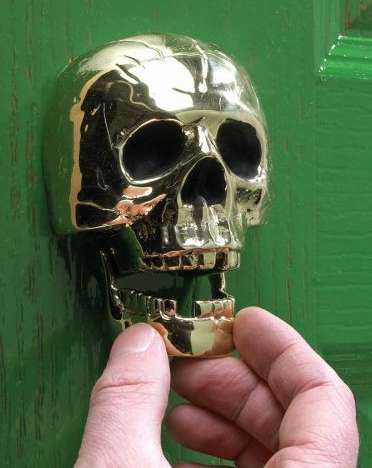 Morbid Door Knockers