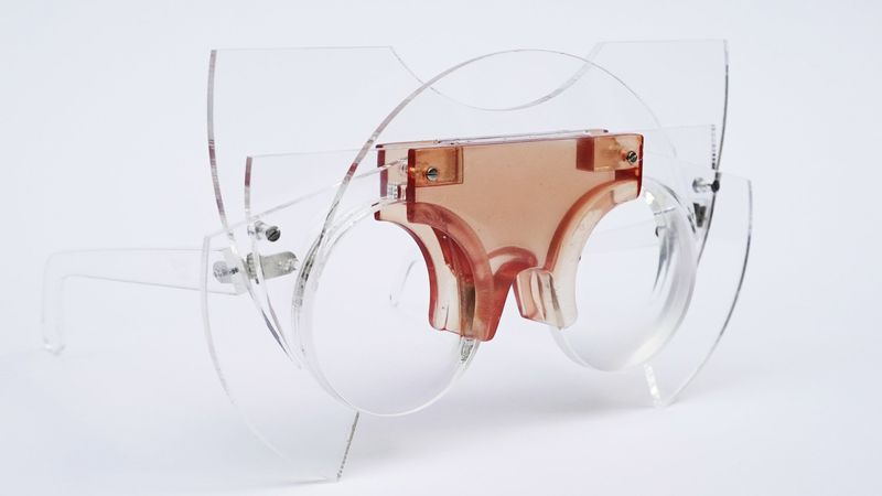 Purposefully Unusual Eyewear