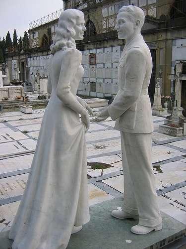 Strange Graves