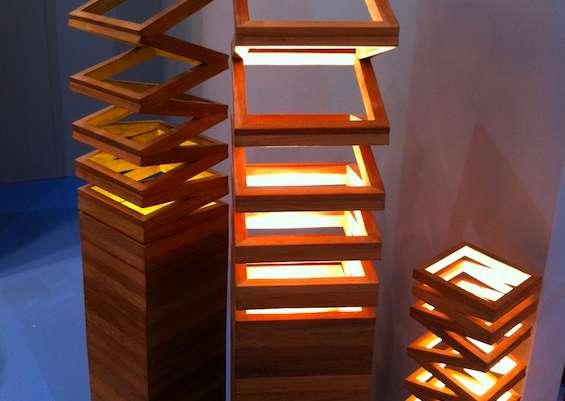 Accordion Lumber Lighting
