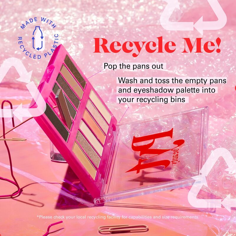 Recyclable Eyeshadow Palettes