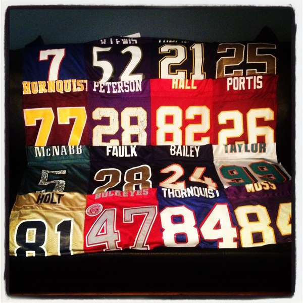 Upcycled T-Shirt Blankets