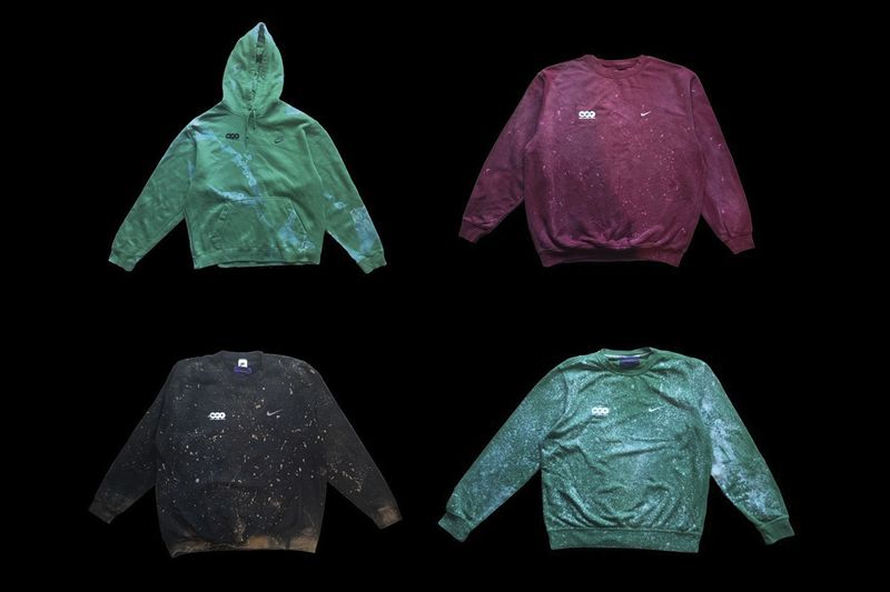 Art Collective-Launched Upcycled Sweaters