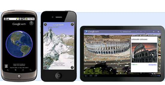 Geographical Information Apps