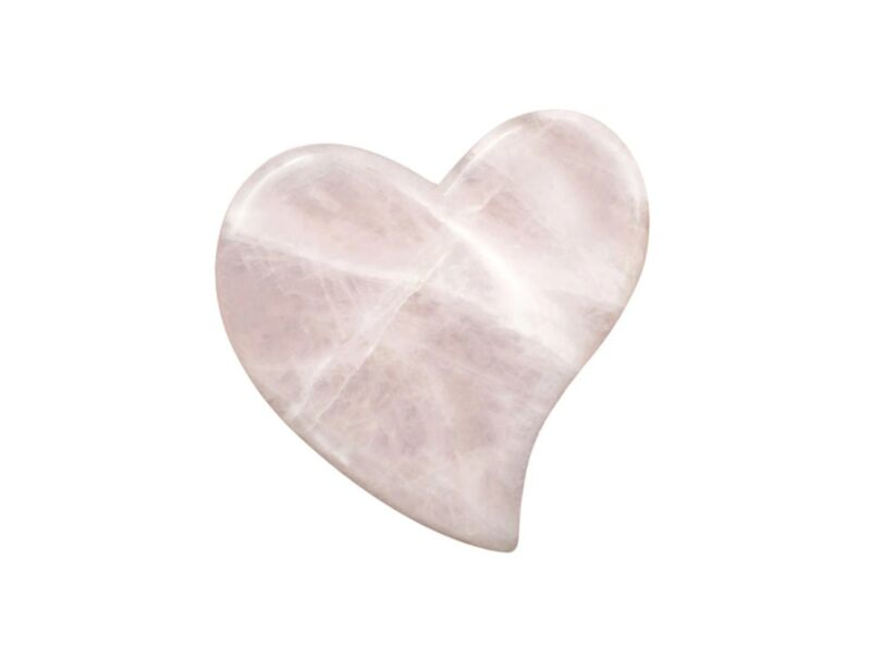 Heart-Shaped Skin-Smoothing Tools