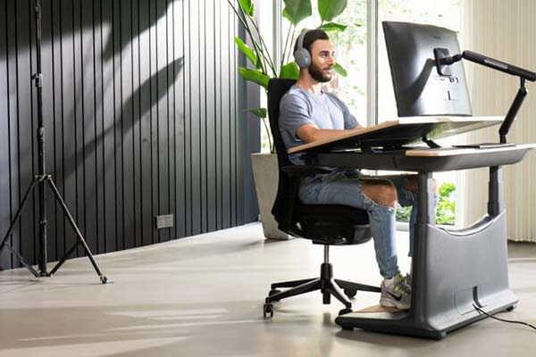 Adjustable Omni-Position Desks