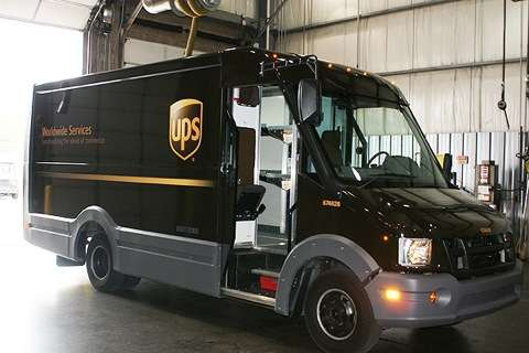 Sustainable Parcel Trucks