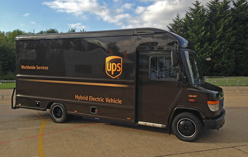 Range-Increased Hybrid Delivery Trucks