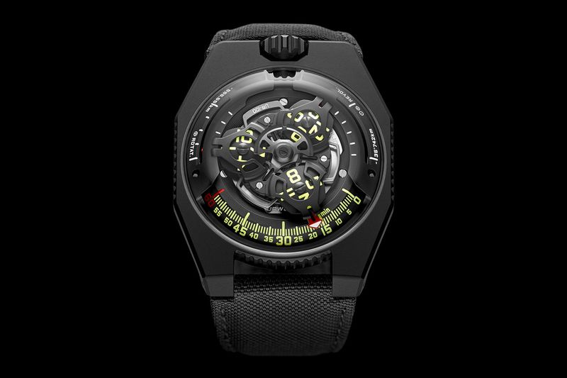 Planet Travel Watch Displays