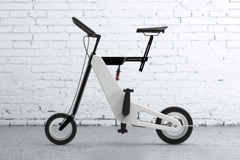 Compact Last-Mile Commuter Bikes