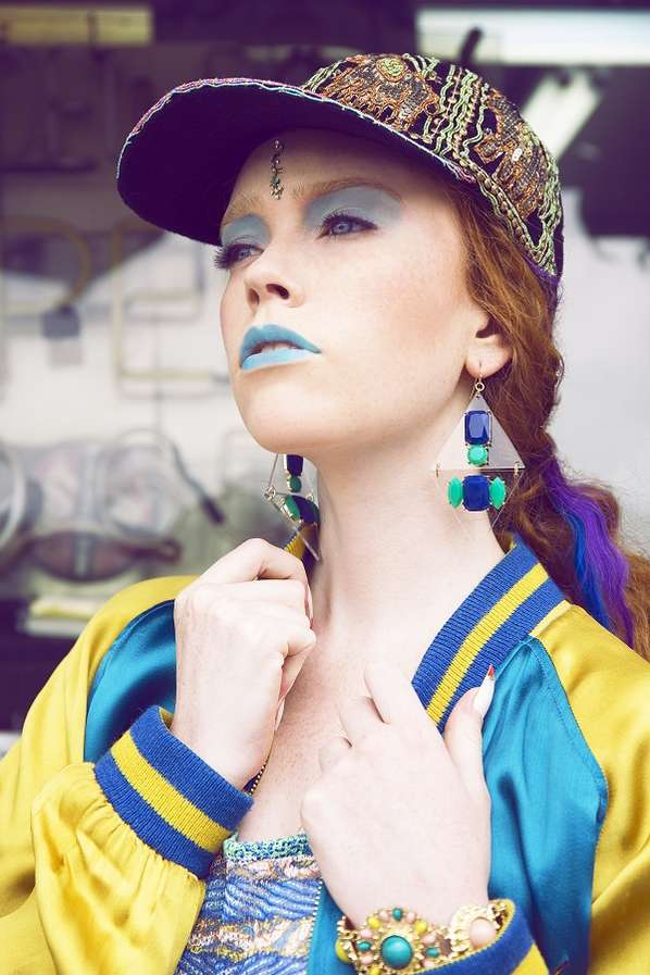 Multicolored Urban Editorials