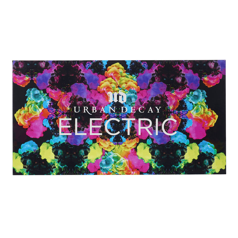 Electrifying Makeup Palettes