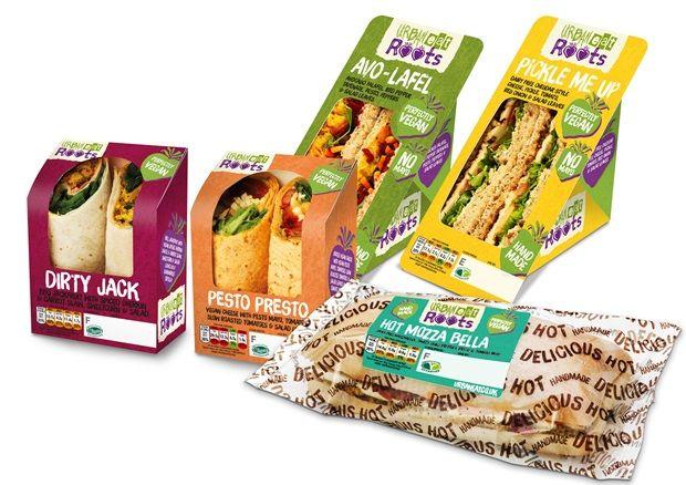 Vegan Convenience Store Sandwiches