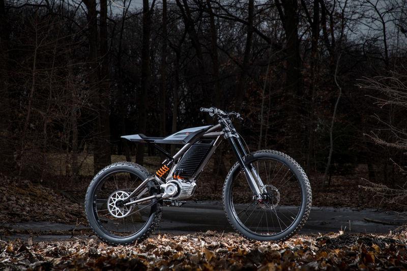 Slick Urban Electric Bikes