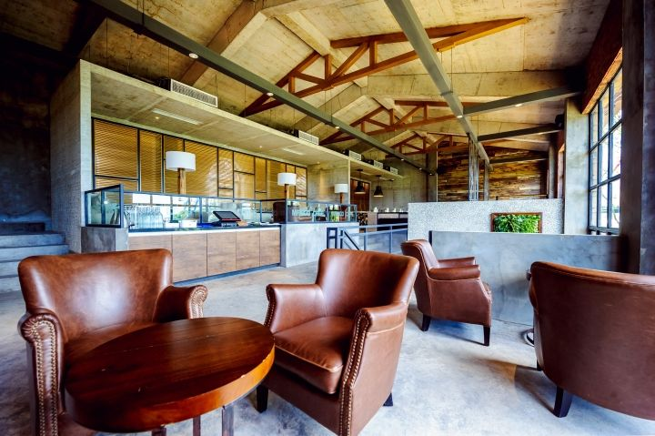 Urban Factory Cafes